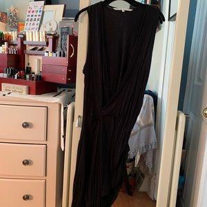 Rachel x Rachel Roy Asymmetrical Sleeveless dress